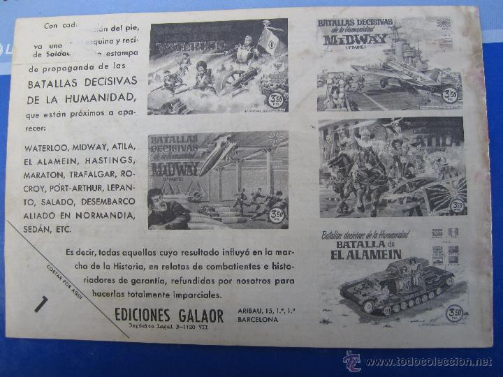 Tebeos: JERONIMO N. 3 ORIGINAL , EDICIONES GALAOR , - Foto 2 - 46178431