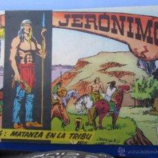 Tebeos: JERONIMO N. 4 ORIGINAL , EDICIONES GALAOR ,. Lote 46178493
