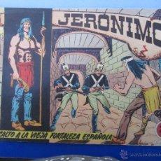 Tebeos: JERONIMO N. 5 ORIGINAL , EDICIONES GALAOR ,. Lote 46178509