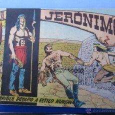 Tebeos: JERONIMO N. 6 ORIGINAL , EDICIONES GALAOR ,. Lote 46178538