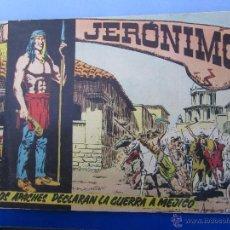 Tebeos: JERONIMO N. 7 ORIGINAL , EDICIONES GALAOR ,. Lote 46178561