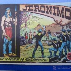 Tebeos: JERONIMO N. 11 ORIGINAL , EDICIONES GALAOR ,. Lote 46178698