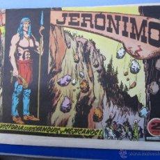 Tebeos: JERONIMO N. 12 ORIGINAL , EDICIONES GALAOR ,. Lote 46178713