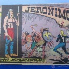 Tebeos: JERONIMO N. 13 ORIGINAL , EDICIONES GALAOR ,. Lote 46178777