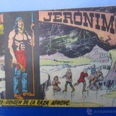 Tebeos: JERONIMO N. 19 ORIGINAL , EDICIONES GALAOR ,. Lote 46178834