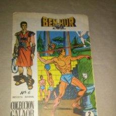 Tebeos: BEN -HUR Nº 6- GALAOR. Lote 47979888