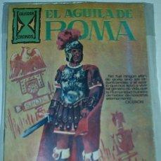 Tebeos: CRONOS Nº EL AGUILA DE ROMA- GALAOR - ORIGINAL. Lote 48897812