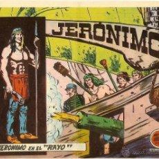 Tebeos: JERONIMO Nº 35. Lote 49064116