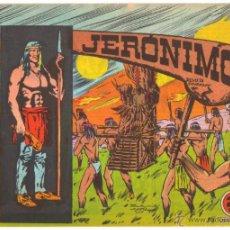 Tebeos: JERONIMO ORIGINAL Nº 42 EDITORIAL GALAOR. Lote 49900773