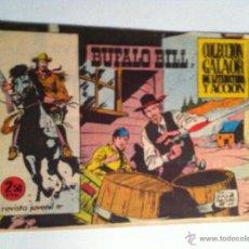 Tebeos: BUFALO BILL . Lote 50871511