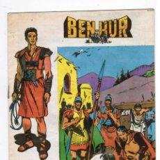Tebeos: BEN HUR Nº 10 - ( ÚLTIMO NÚMERO ) - EDITORIAL GALAOR 1965. Lote 59737461