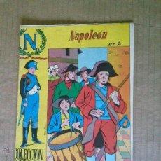 Tebeos: NAPOLEON - GALAOR - ORIGINAL ,Nº 2 , COL DE 8 - ORIGINAL - TA. Lote 54996571