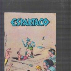 Tebeos: ESPARTACO Nº 2 -ED. GALAOR 1968. Lote 55834349