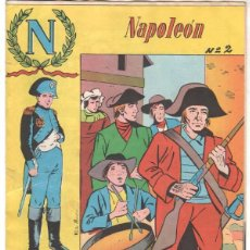 Tebeos: NAPOLEON ORIGINAL Nº 2 EDI. GALAOR 1965. Lote 56264936