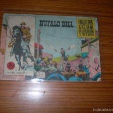 Livros de Banda Desenhada: BUFALO BILL Nº 2 EDITA GALAOR . Lote 56271475