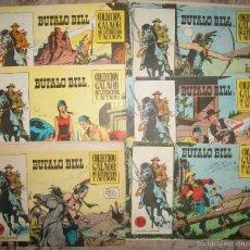 Tebeos: BUFALO BILL (GALAOR) ( LOTE DE 5 NUMEROS DIFERENTES). Lote 57254676