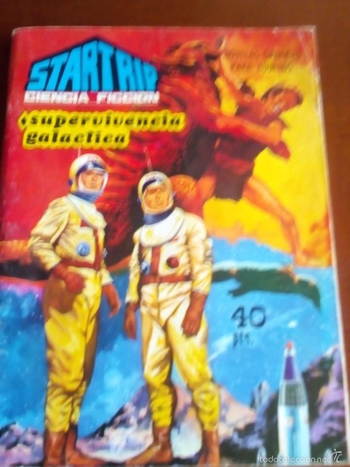 AVENTURAS STAR TRIP LEER DESCRIPCION (Tebeos y Comics - Galaor)