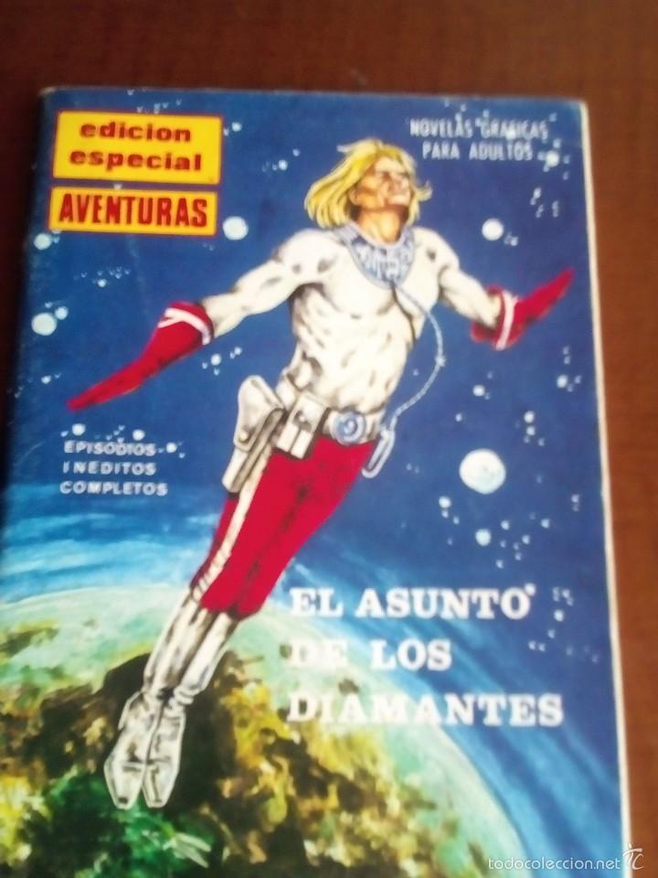 Tebeos: AVENTURAS STAR TRIP LEER DESCRIPCION - Foto 2 - 59927599