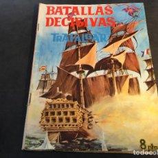 Giornalini: BATALLAS DECISIVAS TRAFALGAR (COIB18). Lote 67177461