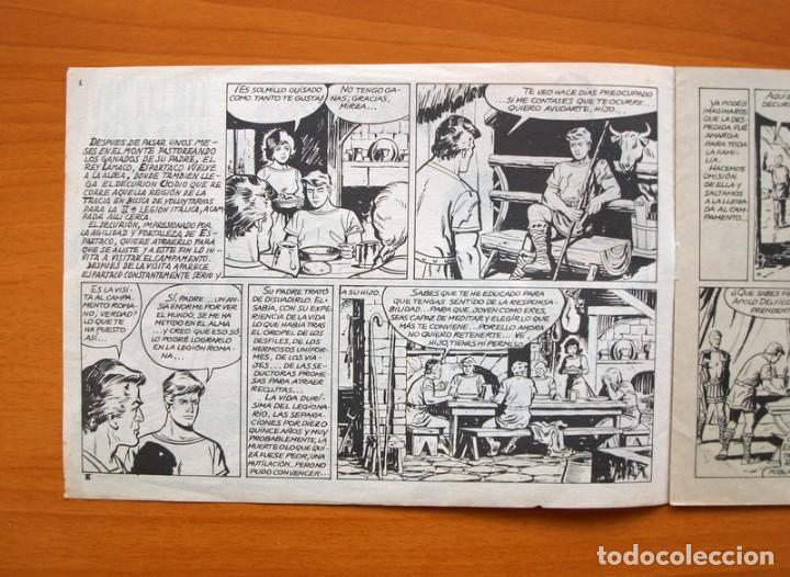 Tebeos: Espartaco nº 3 - Ediciones Galaor 1964 - Foto 2 - 72236795