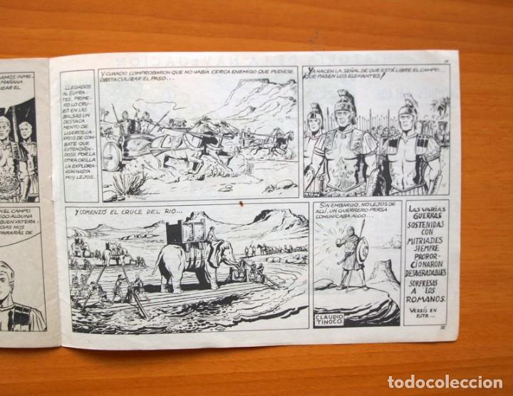 Tebeos: Espartaco nº 3 - Ediciones Galaor 1964 - Foto 4 - 72236795