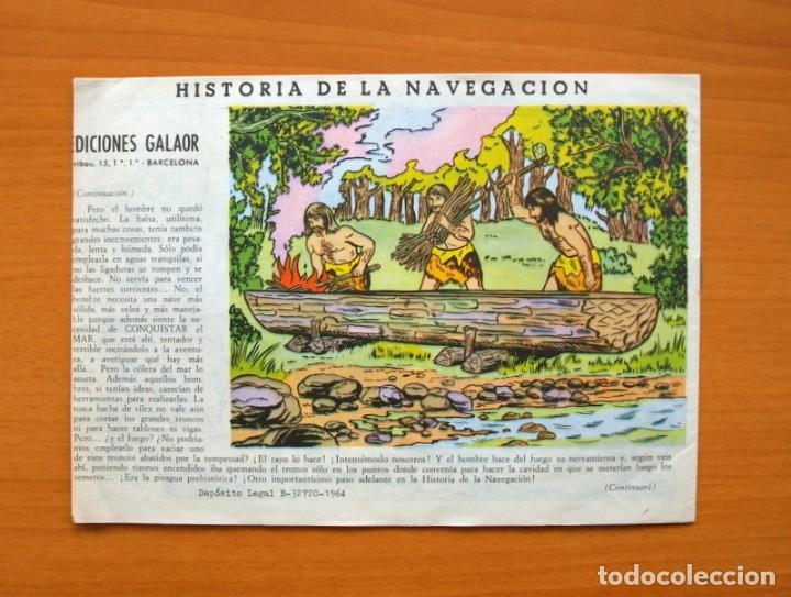 Tebeos: Espartaco nº 3 - Ediciones Galaor 1964 - Foto 5 - 72236795