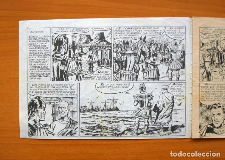 Tebeos: Espartaco nº 14 - Ediciones Galaor 1964 - Foto 2 - 72237271
