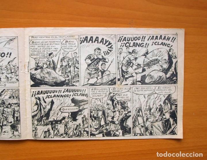 Tebeos: Espartaco nº 14 - Ediciones Galaor 1964 - Foto 3 - 72237271