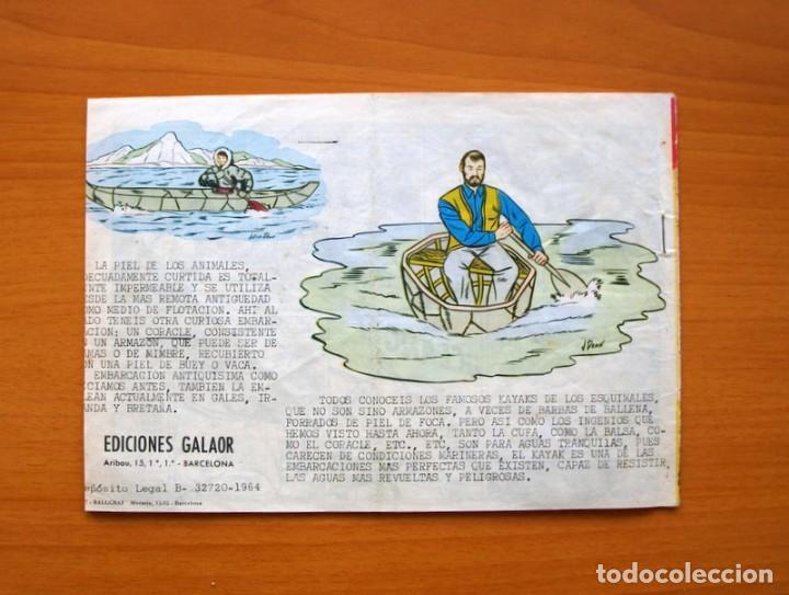 Tebeos: Espartaco nº 14 - Ediciones Galaor 1964 - Foto 5 - 72237271