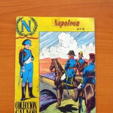 Tebeos: NAPOLEÓN Nº 4 - EDICIONES GALAOR 1965. Lote 72238063