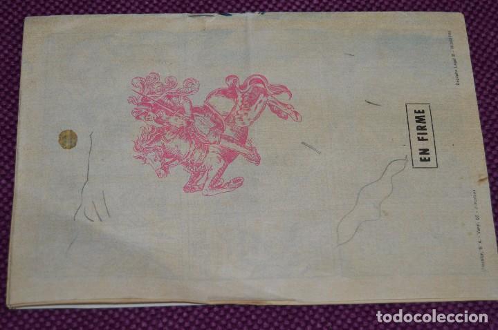 Tebeos: BEN HUR - EJEMPLAR Nº 2 - COLECCIÓN GALAOR DE LITERATURA Y ACCIÓN - GALAOR - HAZME OFERTA - Foto 2 - 89550096