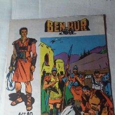 Tebeos: COMIC BEN-HUR NUMERO 10 -GALAOR-. Lote 92732970