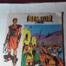 Tebeos: COMIC BEN-HUR NUMERO 10 -GALAOR-. Lote 92735845