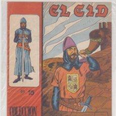 Tebeos: EL CID Nº 15. GALAOR 1965-66. . Lote 97278063