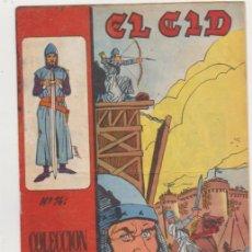 Tebeos: EL CID Nº 14. GALAOR 1965-66. . Lote 97278355