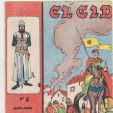 Tebeos: EL CID Nº 6. GALAOR 1965-66. . Lote 97280519