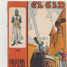 Tebeos: EL CID Nº 4. GALAOR 1965-66. . Lote 97280639