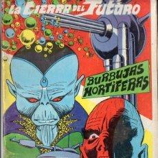 Tebeos: LA TIERRA DEL FUTURO : BURBUJAS MORTÍFERAS (GALAOR). Lote 105019751