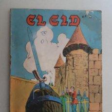 Tebeos: EL CID. Nº 2. GALAOR.. Lote 109106051