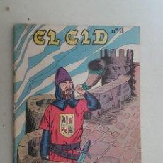 Tebeos: EL CID. Nº 3. GALAOR.. Lote 109106267