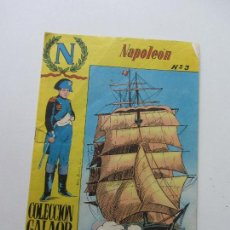 Tebeos: NAPOLEON Nº 3 GALAOR - ORIGINAL C86SADUR. Lote 109552011