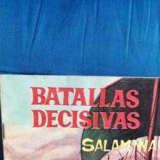 Tebeos: BATALLAS DECISIVAS-SALAMINA-EDITA GALAOR. Lote 116820939