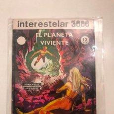 Tebeos: INTERESTELAR 3000 Nº 7. GALAOR 1969. Lote 118536307