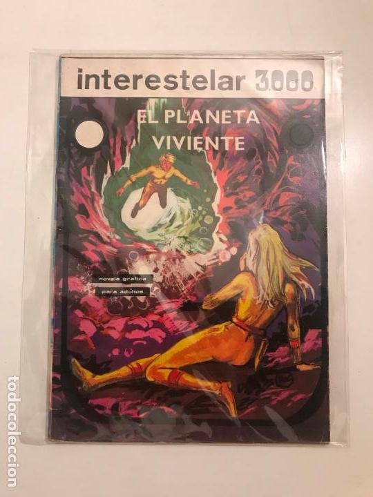 INTERESTELAR 3000 Nº 7. GALAOR 1969 (Tebeos y Comics - Galaor)
