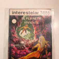Tebeos: INTERESTELAR 3000 Nº 7. GALAOR 1969. Lote 118536323