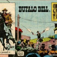 Tebeos: BUFALO BILL NÚMERO 2 (GALAOR, 1965) DE JOAQUÍN BLÁZQUEZ5. Lote 120859603