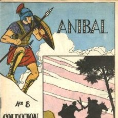 Tebeos: ANIBAL NÚMERO 8 (GALAOR, 1965) DE BUIXADERA. Lote 120889323