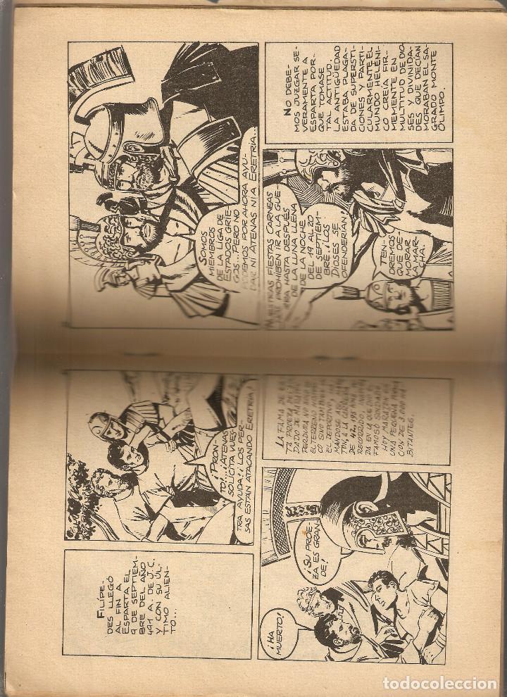 Tebeos: BATALLAS DECISIVAS Nº 8 - 1970 10PTS - MARATON - EDICIONES GALAOR - - Foto 3 - 124232439