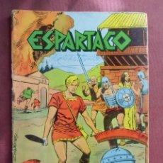 Tebeos: TEBEOS. ESPARTACO.ED. GALOAR,Nº1, 1968,NOMBRE EN PORTADA.. Lote 128640639