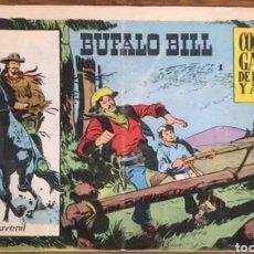 Tebeos: TEBEO N°1 BUFALO BILL 1965. Lote 129048926